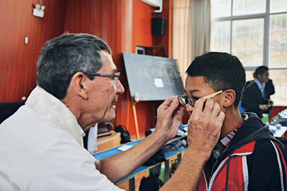 World Sight Day actions