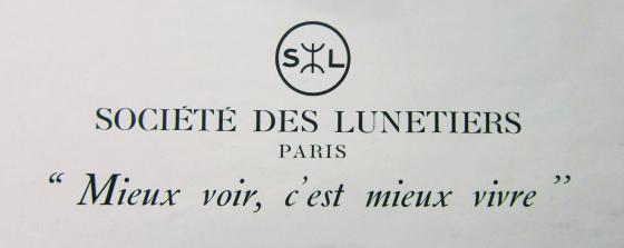 Société Des Lunetiers